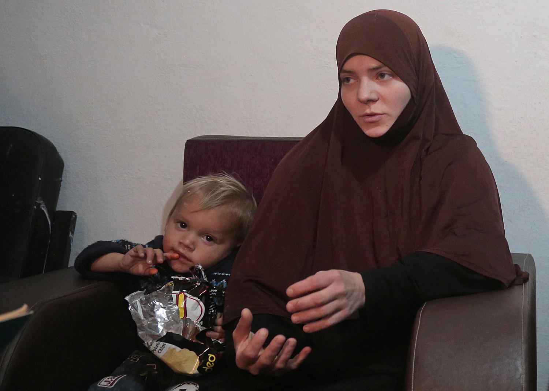Belgian Isis Brides