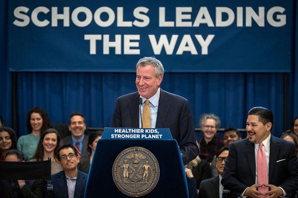 NY mayor