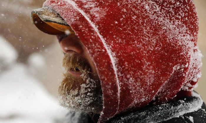 Heavy snow in denver 4