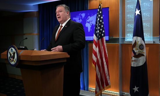 Pompeo Calls Out Iran, Nicaragua, China, South Sudan in Annual Human Rights Report