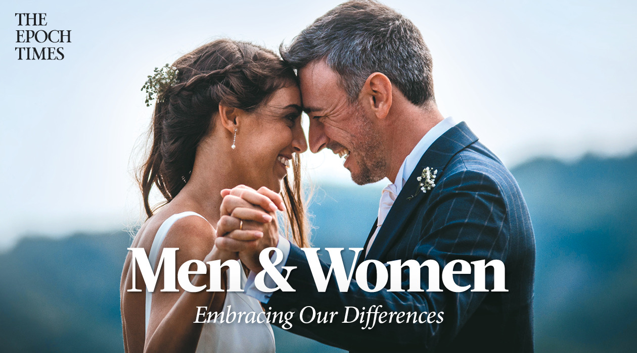 Men & Women: Embracing Our Differences