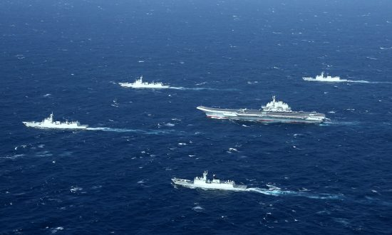 China to Conduct Military Drills in Waters Near Taiwan