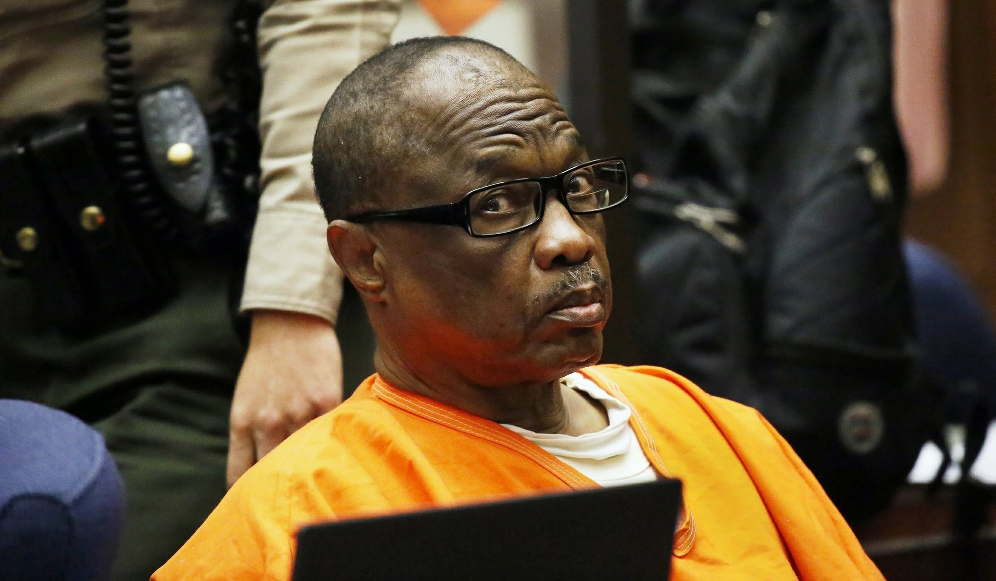 """Lonnie Franklin Jr., a convicted serial killer known as the """"Grim Sleeper,"""