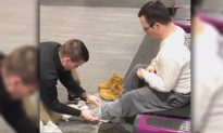 Gym Manager Goes Out of His Way to Help Man with Down Syndrome Who Forgot His Sneakers