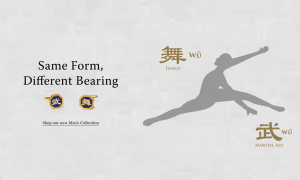Two Wu: The Profound Connection Between Dance and Martial Arts