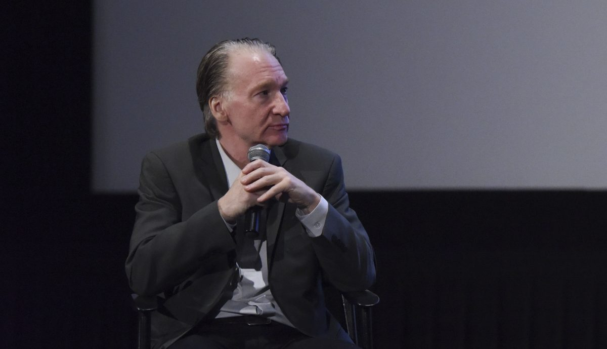 Bill Maher in Hollywood