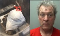 Wisconsin Man Arrested After Police Find Bag of Puppies in Trash