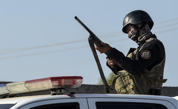 Venezuelan National Police
