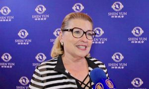 Executive Producer Sees Spark of the Divine in Shen Yun
