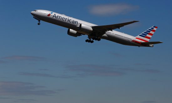 Retiring American Airlines Pilot Gives His Wings to Toddler With Down Syndrome to Honor Final Flight