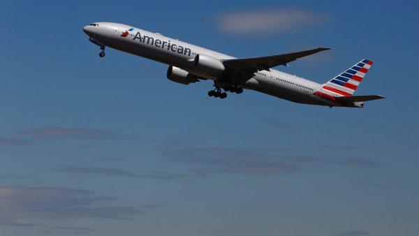 American Airlines--crisis in Venezuela