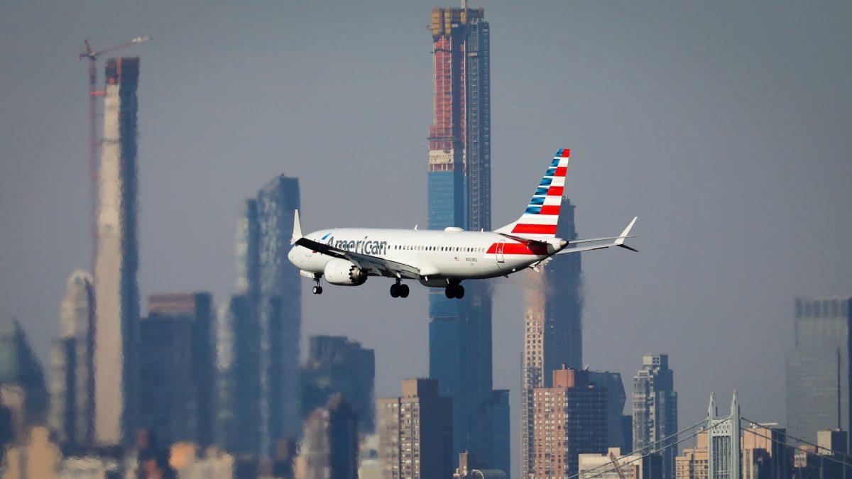 American Airlines stops flights to Venezuela