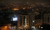Israel Bombs Hamas Facilities in Gaza After Rockets Fired at Tel Aviv