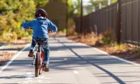 Teacher Finds 7-year-old Student Cycling Alone on Highway, Helps Him Save Dad's Life