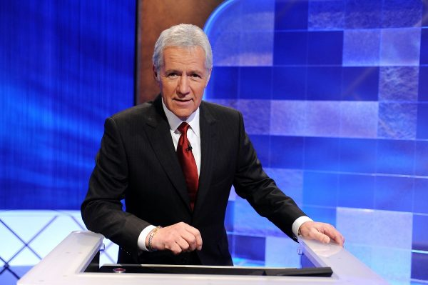 Alex Trebek preparing for new Jeopardy!