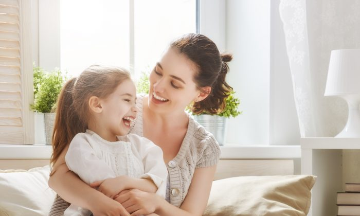 For parents, who are often busy and can only make very small changes at a time, Clear's book offers valuable advice. (Yuganov Konstantin/shutterstock)