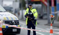 New Zealand Shooting Suspect Briefly Appears in Court