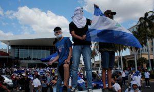 Nicaraguans Follow Venezuela and Cuba, Protest Socialist Regime