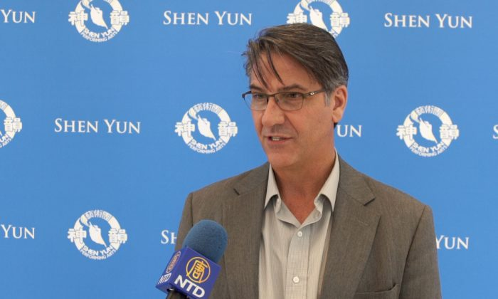 Price City Mayor Says Shen Yun Reaches Your Heart and Mind