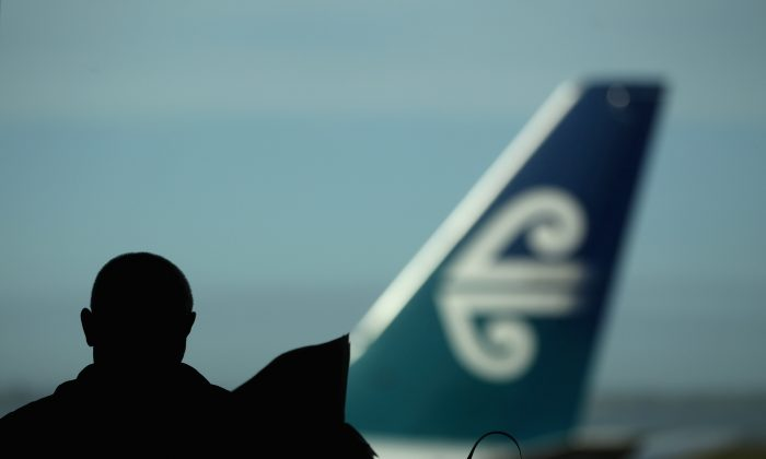 File—Passengers waiting to board flights at an airport in New Zealand, on June 1, 2011. (Phil Walter/Getty Images)