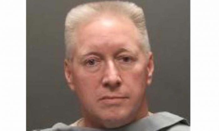 Rexford Lynn Keel, 57, was wanted on a first-degree murder warrant in the death of Diana Keel, his wife, when he was arrested on the morning of March 17 in Arizona. He was only 34 miles from the border. (Sheriff's Office)