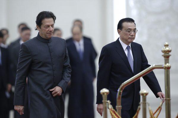 Pakistan China visit