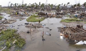 1,000 People Feared Dead After Powerful Cyclone Hits Mozambique