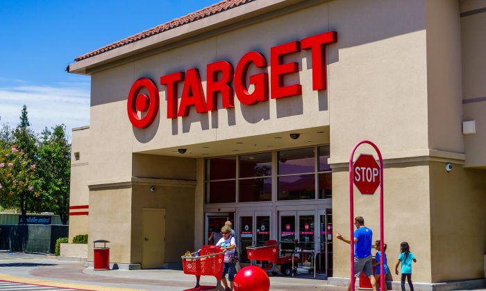 A stock photo of a Target location. (Illustration - Shutterstock)