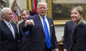 Trump Tells GM to Shut 'Plant in China or Mexico' Instead of Ohio