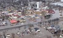 Nebraska Floods Inundate Military Bases, Cut Off Nuclear Plant