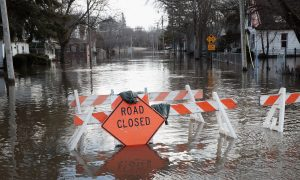 NOAA Makes 'Dire' Flood Forecast for Midwest, Plains Region for Spring