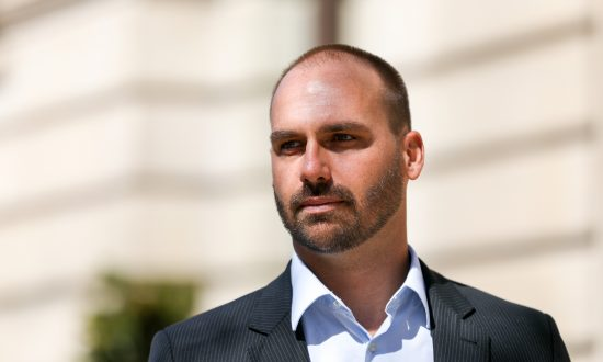 EXCLUSIVE: Eduardo Bolsonaro: Extend the Brazilian Miracle and Stop Socialism Worldwide