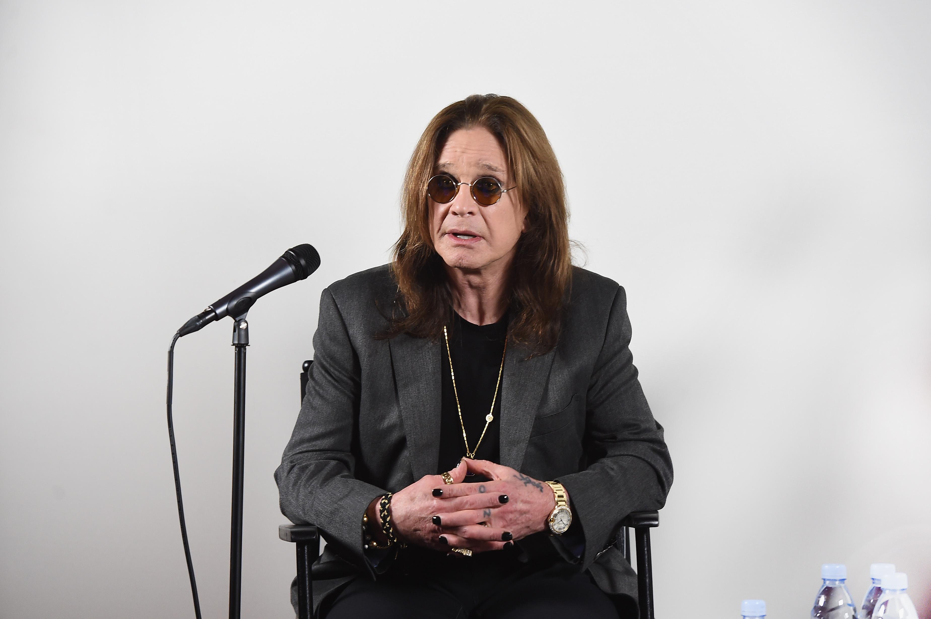 Ozzy Osbourne Postpones Tour Again: 'I'm Not Dying'