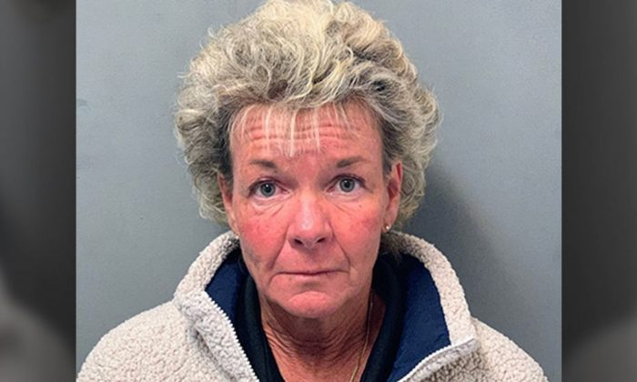 Stacey L. Vaillancourt, 53, of Rutland is seen in this booking photo taken on March 18, 2019. (Vermont State Police)