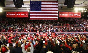 Pentagon Finds $12.8 Billion for Border Wall
