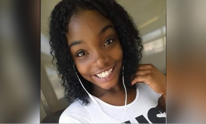 Mariah Michelle Logan, 23, was killed in a hit-and-run after falling out of a car window in Miami, on March 17, 2019. (Mariah Michelle Logan/Facebook)