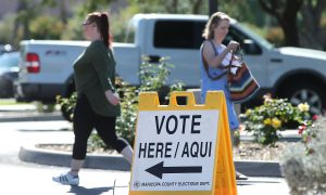Arizona Republican Pulls Support for Voting Bill, Withholding Vote Until Results of Election Audit