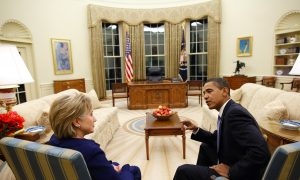 Obama White House Knew About Clinton Emails Years Earlier Than Previously Admitted