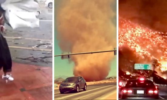 Crazy Weather Phenomena From Across The World