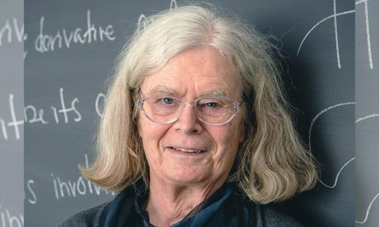US Professor Becomes First Woman to Be Awarded Mathematics' Most Prestigious Abel Prize