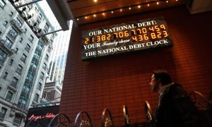 National Debt Isn't $23 Trillion, It's $122 Trillion, Group Says
