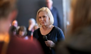 Chris Wallace Calls Out Kirsten Gillibrand for Criticizing Fox News at Town Hall