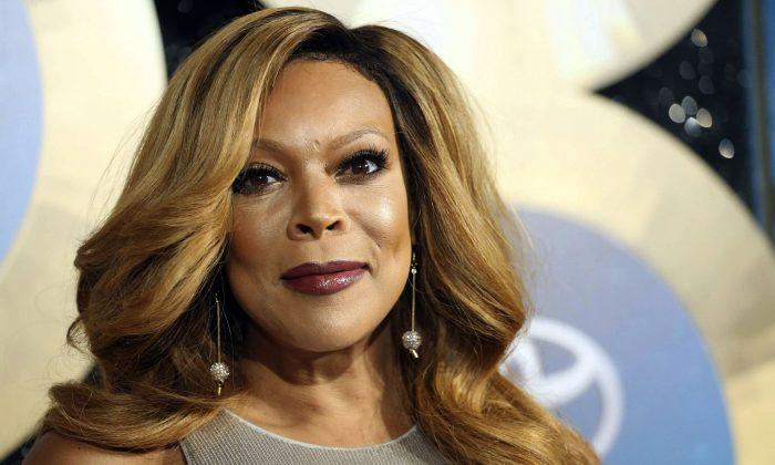 TV talk show host Wendy Williams arrives during the 2014 Soul Train Awards in Las Vegas, on Nov. 7, 2014. (Omar Vega/Invision/AP, File)