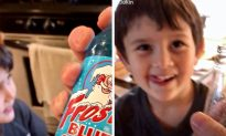 Dad Lets Son Try Soda for the First Time Ever