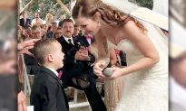 Bride Halts Wedding Mid-Ceremony for a Hearty Talk with Her Soon-to-Be Stepson