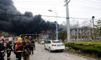 Six Killed in Chinese Pesticide Plant Explosion
