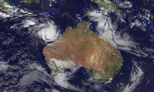 Western Australia Warned As Cyclone Seroja Heading South