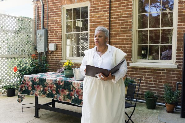 Deborah Cosey at Concord Quarters