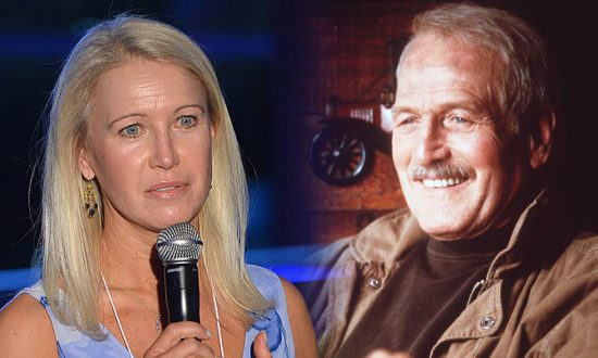Paul Newman's Daughter Clea Has 'Serious Fun' in Her Father's Memory