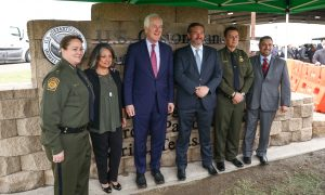 Texas Checkpoint Renamed to Honor Fallen Border Patrol Agent